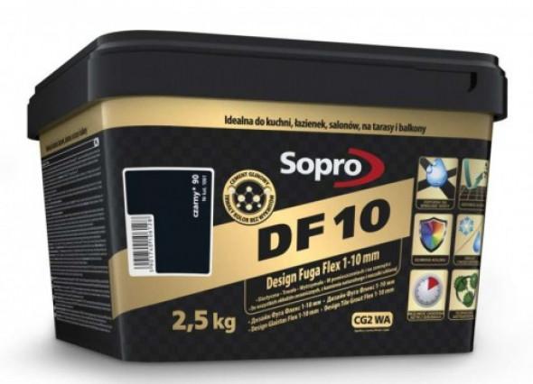 Sopro DF10 fuga czarna 90 , 2,5kg