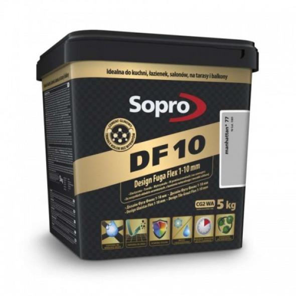 Sopro DF10 fuga manhattan 77 , 5kg