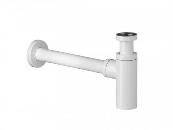 Vedo Uno VSY1010BI syfon umywalkowy dekoracyjny , biały