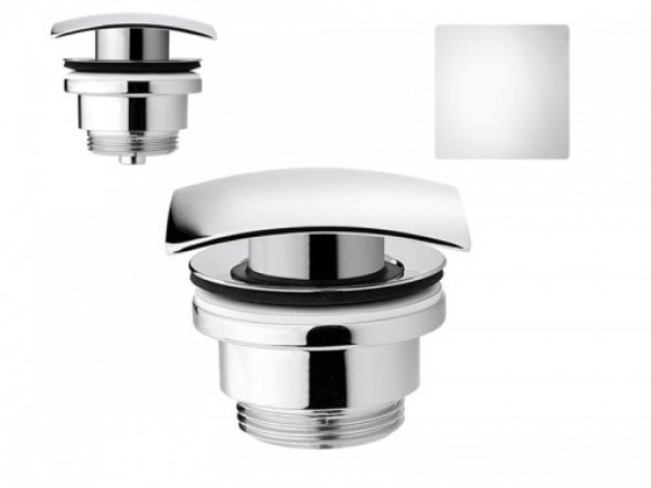 Vedo VSY5000 korek umywalkowy klik-klak , chrom