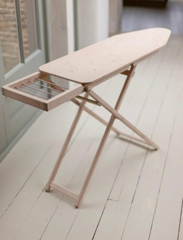 Drewniana Deska Do Prasowania