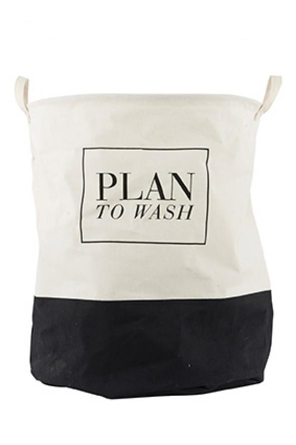 Kosz Na pranie Plan To Wash House Doctor