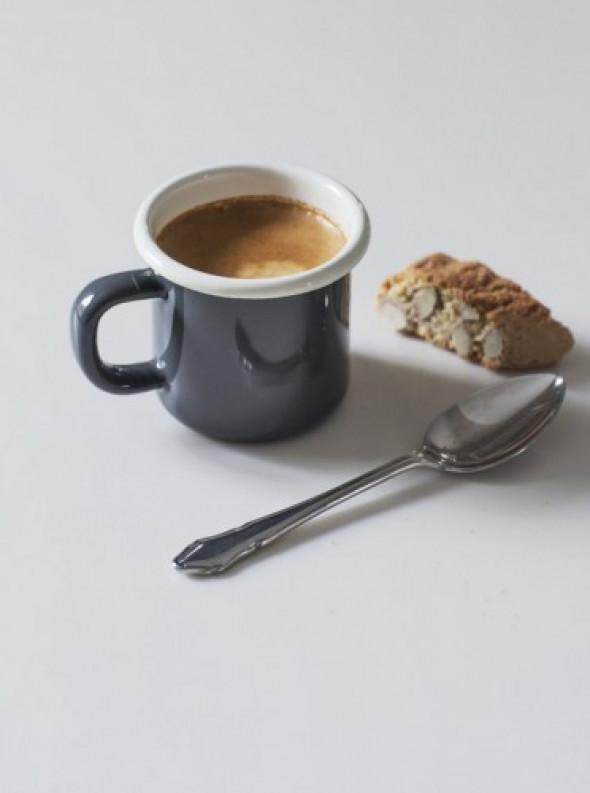 Kubek Do Espresso Grafit
