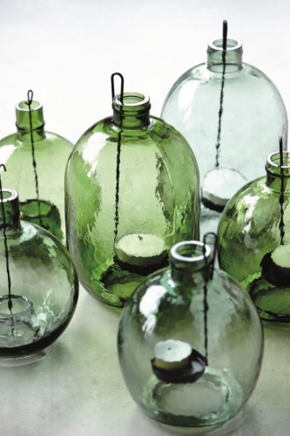 Latarenka Ogrodowa Bottle