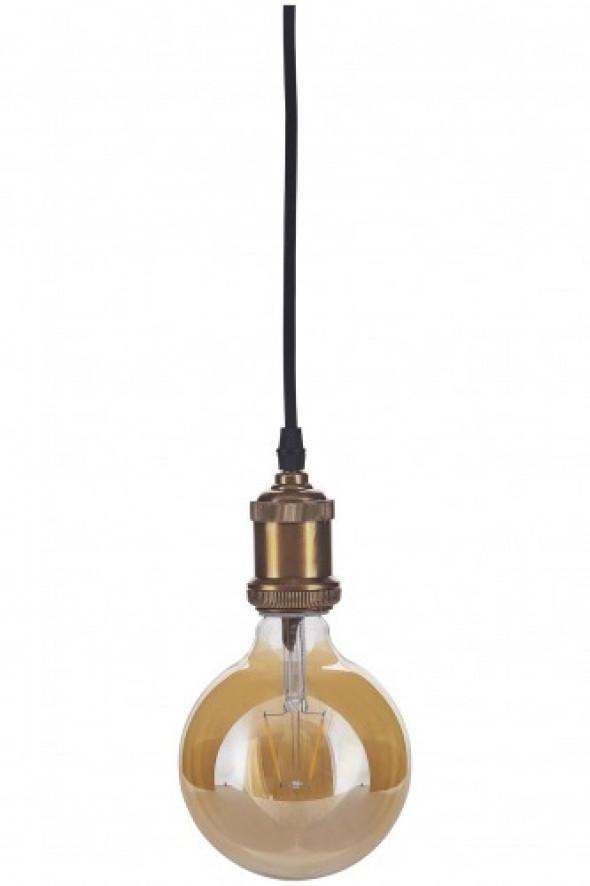 Żarówka LED Złote Szkło House Doctor