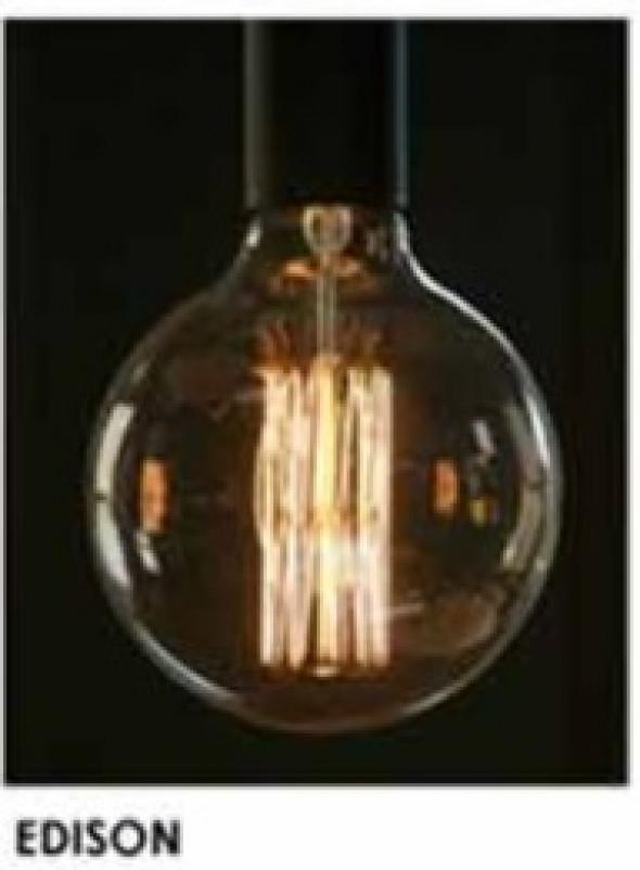 Żarówka żarnikowa EDISON