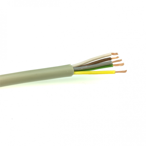 Kabel RGBW - przewód linka OMY 5x0,75 miedź