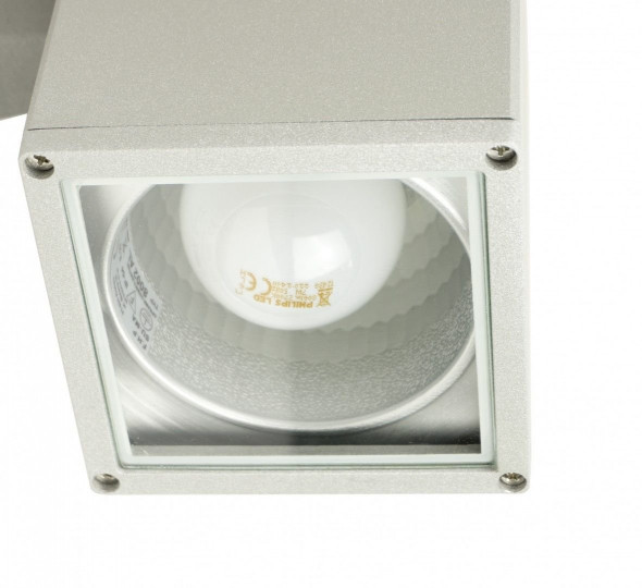 Lampa ścienna ADELA E27 1X60W 8002 AL