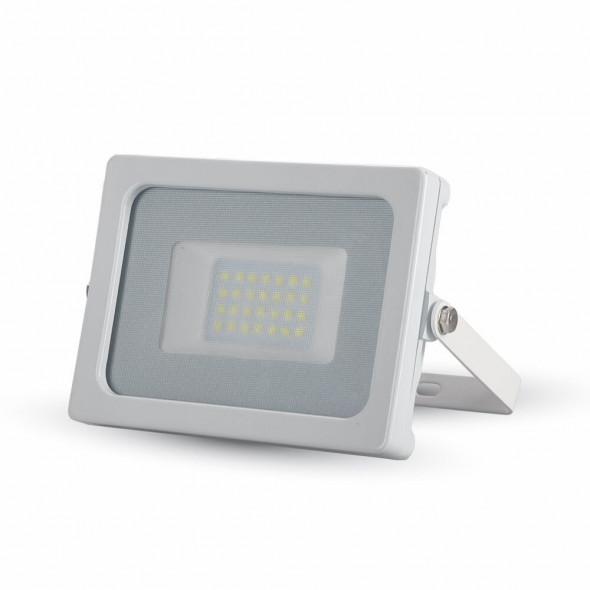 Naświetlacz 20W LED Slim biały 4000K Dzienny