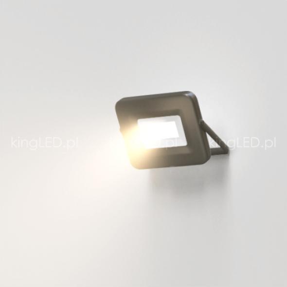 Naświetlacz OPTONICA® 10W LED SLIM czarny 4000K IP65