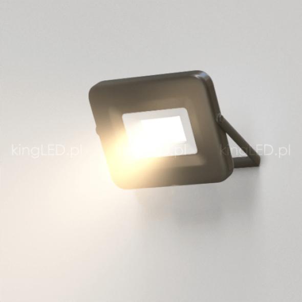 Naświetlacz OPTONICA® 30W LED SLIM czarny 4000K IP65