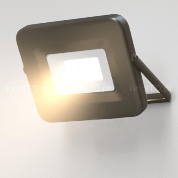 Naświetlacz OPTONICA® 50W LED SLIM czarny 4000K IP65