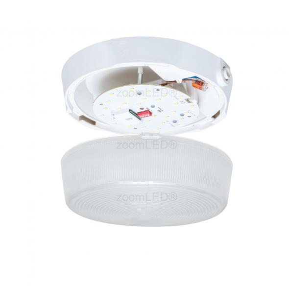 Plafon zoomLED® 11W LED SAMSUNG z czujnikiem ruchu i zmierzchu 4000K Dzienny