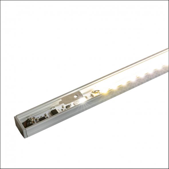 Ściemniacz dotykowy do taśmy LED montowany w profil aluminiowy 12-24V 3A