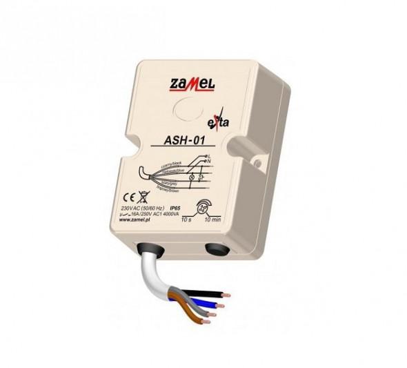 Wyłącznik czasowy - automat schodowy IP65 230V