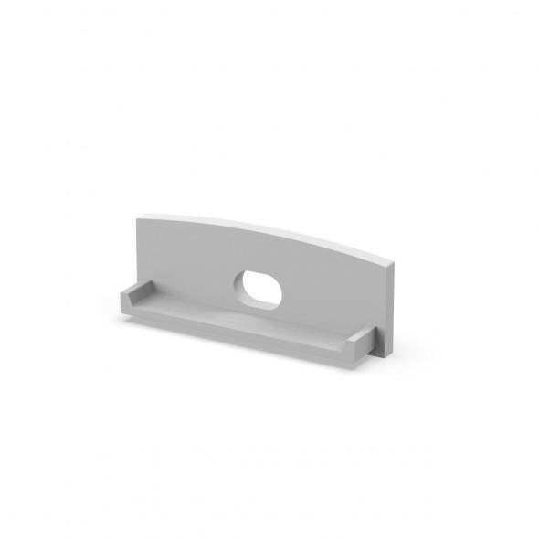Zaślepki do profilu aluminiowy meblowy DUAL