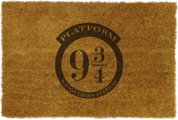 Wycieraczka kokosowa Harry Potter Peron 9 3/4 - wycieraczka do butów