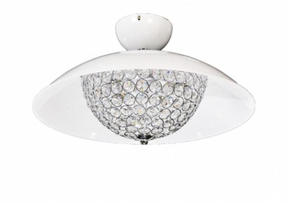 LAMPA SUFITOWA BIALA MEZZALUNA W5
