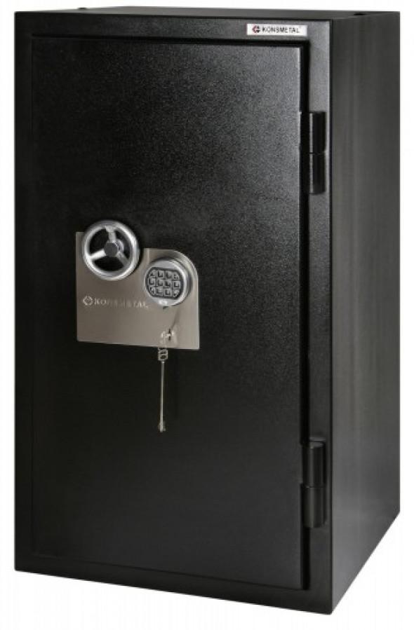 Kasa pancerna KP 100 E (kl. II) Konsmetal - zamek elektroniczny