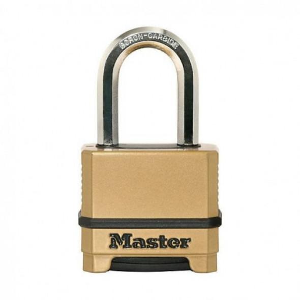 Kłódka szyfrowa wodoodporna EXCELL M175EURDLF Master Lock