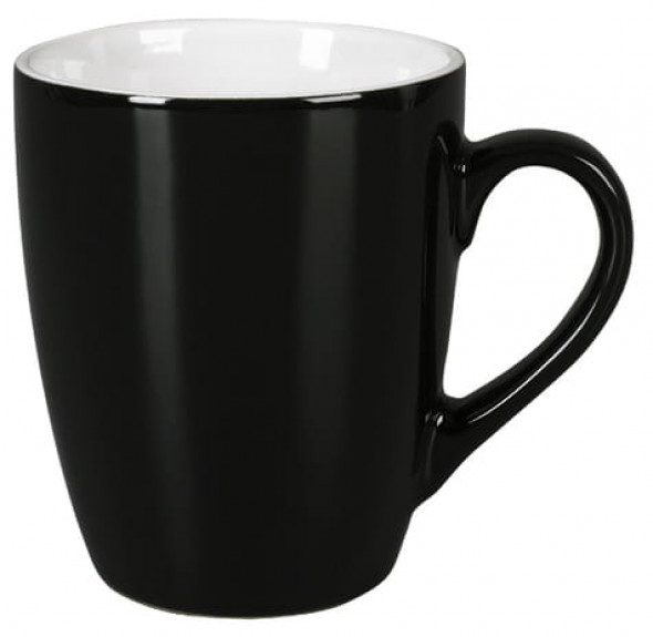Kubek czarno-biały (pakowany po 12 sztuk)