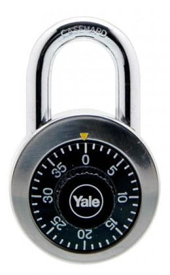 Y140/50/122/1 Kłódka szyfrowa wodoodporna Yale